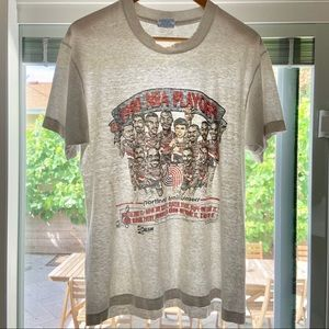 Vintage Portland Trailblazers Championship T Shirt